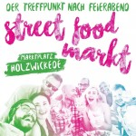 Streetfoodmarkt am 09. August 2018 Flyer